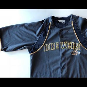 Other - Brewers Jersey